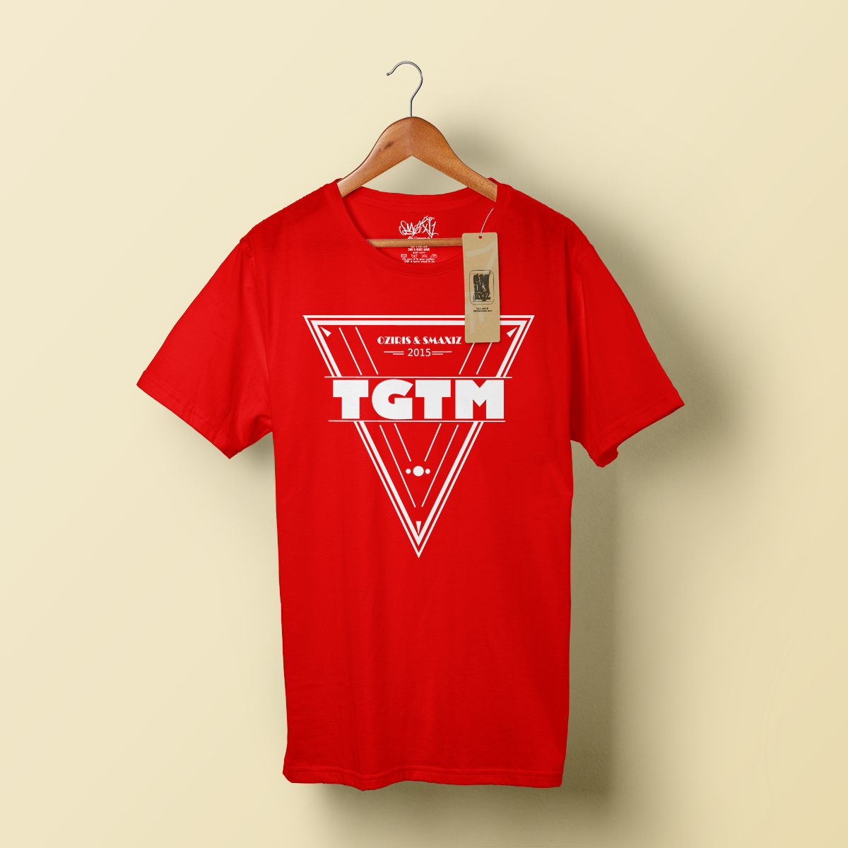 T-Shirt TGTM Red